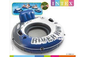 Intex Lounge (Ø135cm) drijfstoel - RIVER RUN 1