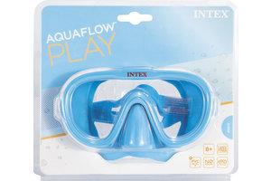 "Intex Intex Duikbril ""Sea Scan"" Aquaflow Play (geel OF blauw)"
