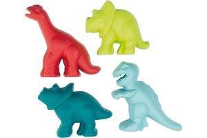 Écoiffier Ecoiffier Dinosaurus zandvormen - 4stuks