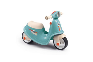 Smoby Smoby Scooter Ride-on - blauw