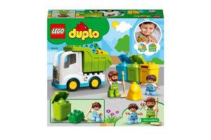 LEGO LEGO DUPLO Vuilniswagen & Recycling - 10945