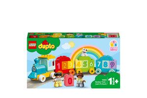 LEGO LEGO DUPLO Getallentrein - Leren tellen - 10954