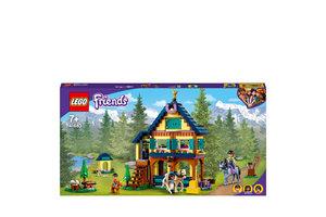 LEGO LEGO Friends Paardrijdbasis in het bos - 41683