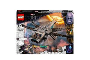LEGO LEGO Marvel Super Heroes Black Panther Dragon Flyer - 76186