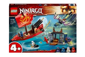 LEGO LEGO NINJAGO Laatste tocht van Destiny's Bounty - 71749