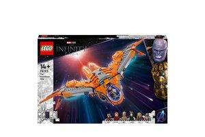 LEGO LEGO Marvel Super Heroes Het schip van de Guardians - 76193