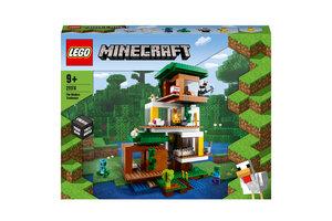 LEGO LEGO Minecraft De moderne boomhut - 21174