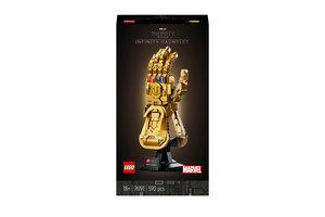 LEGO LEGO Marvel Super Heroes Infinity Gauntlet Thanos - 76191