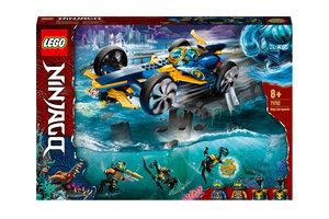 LEGO LEGO NINJAGO Ninja Sub-Speeder - 71752