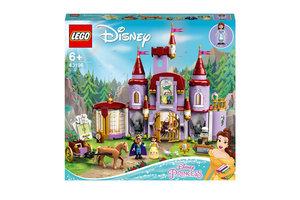 LEGO LEGO Disney Princess Belle en het Beest kasteel - 43196