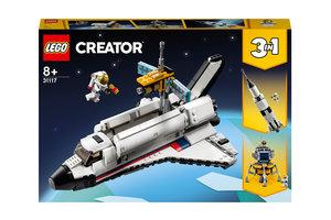 LEGO LEGO Creator Ruimteraket avontuur - 31117