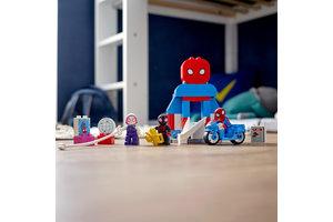 LEGO LEGO DUPLO Spider-Man hoofdkwartier - 10940