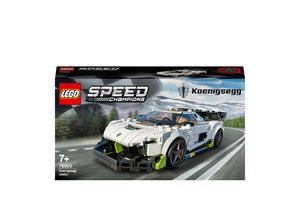 LEGO LEGO Speed Champions Koenigsegg Jesko - 76900