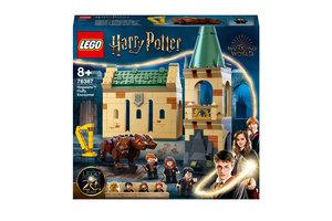 LEGO LEGO Harry Potter Zweinstein Pluizige ontmoeting - 76387