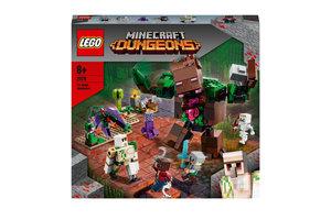 LEGO LEGO Minecraft De Junglechaos - 21176