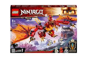 LEGO LEGO NINJAGO Legacy Vuurdraak aanval - 71753