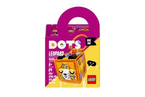 LEGO LEGO DOTS Tassenhanger Luipaard - 41929