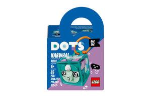 LEGO LEGO DOTS Tassenhanger Narwal - 41928