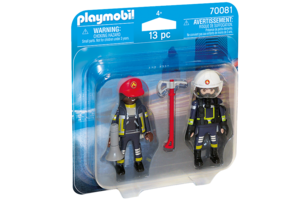 Playmobil PM City Action - Brandweerlui 70081