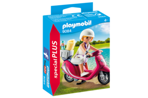 Playmobil PM Special PLUS - Zomers meisje met scooter 9084