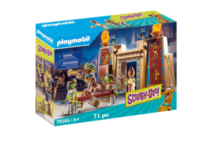 Playmobil PM SCOOBY-DOO! - In Egypte 70365
