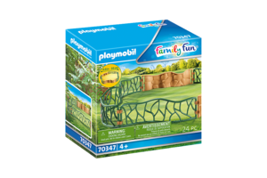 Playmobil PM Family Fun - Omheining 70347