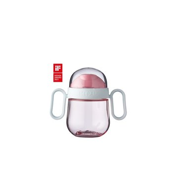 mepal Antilekbeker mio 200ml - Deep Pink
