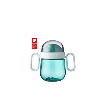 mepal Antilekbeker mio 200ml - Deep Turquoise