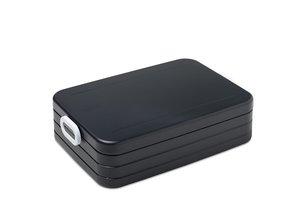 mepal lunchbox take a break large - Zwart