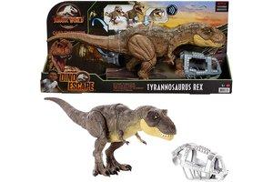 Mattel Jurassic World T-Rex Stomp ' N Escape