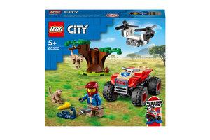 LEGO LEGO City Wildlife rescue ATV - 60300