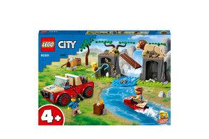 LEGO LEGO City Wildlife rescue Off-roader - 60301