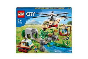 LEGO LEGO City Wildlife rescue operatie - 60302