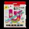 Bruynzeel Bruynzeel Kids - Glitter Viltstiften set 6