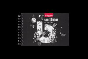 Bruynzeel Bruynzeel Teens Schetsboek A5
