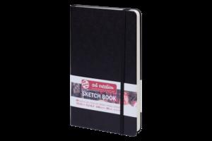 Talens Art Creation Talens ArtCreation Schetsboek 13x21cm (140gr) - Zwart