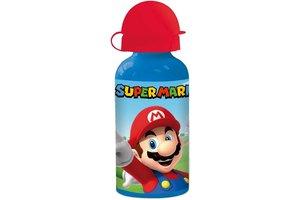 Mario Bross Aluminium Drinkbus