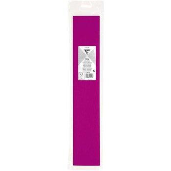 Crêpepapier Exaclair 250x50cm - fel roze