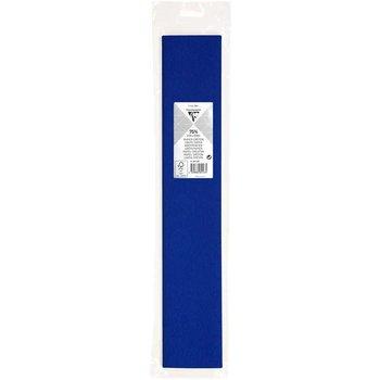 Crêpepapier Exaclair 250x50cm - donkerblauw