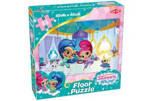 Tactic Puzzel (Vloer) - Shimmer & Shine