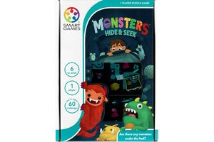 SmartGames Smart Games - Monsters Hide & Seek