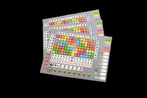 999 Games Scoreblok Keer op Keer 2 - 3 stuks (Level 1)