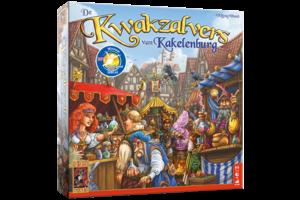 999 Games De Kwakzalvers van Kakelenburg