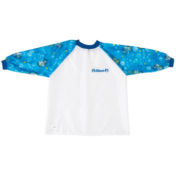 """Pelikan Pelikan Schilderschort """"BOY"""" - blauw"""