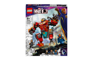 LEGO LEGO Marvel Avengers - Tony Stark's Sakaarian Iron Man - 76194