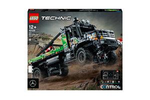 LEGO LEGO Technic 4x4 Mercedes-Benz Zetros Trial Truck - 42129