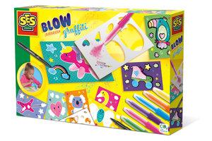 SES Creative SES Creative - Blow airbrush graffiti