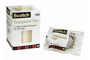 Scotch Scotch Plakband Transparant 12mm x 66m