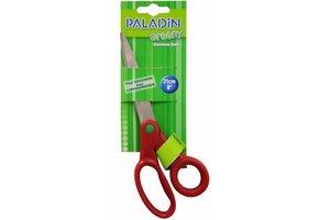 """Paladin Paladin GREENY schaar 21cm/8"""" voor linkshandigen - rood"""