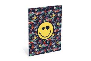 Smiley World Floral - Elastomap A4